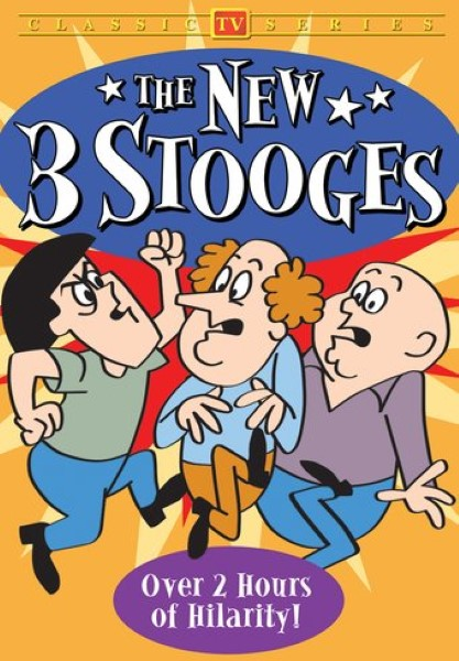 The New Three Stooges (DVD)