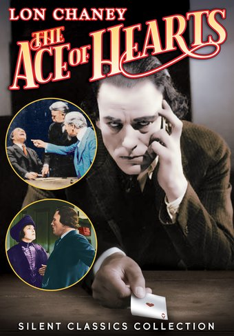 The Ace Of Hearts (DVD)