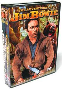 Adventures Of Jim Bowie, Volumes 1-2