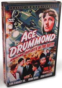 Ace Drummond, Volumes 1 & 2