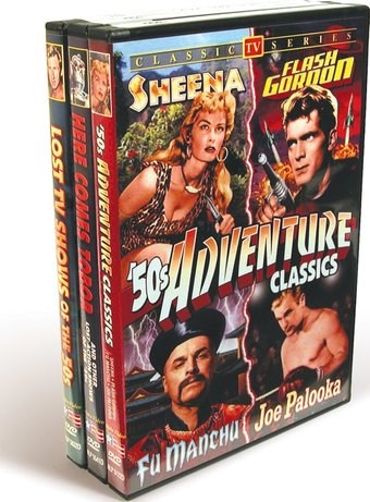 Action Shows Of The 1950s (3 DVD)