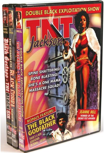 70's Grindhouse Black Exploitation (3 DVD)