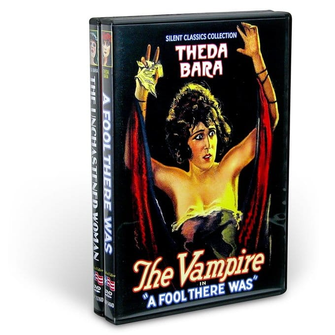 Theda Bara: The Original Vamp (2 DVD)