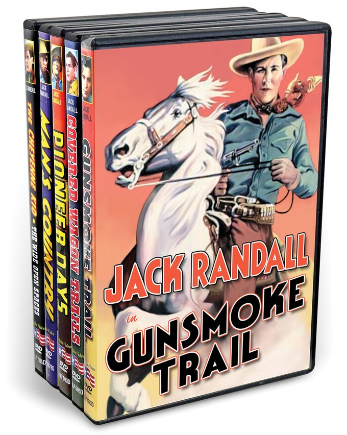 Jack Randall Westerns Collection (5 DVD)