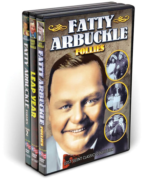 Fatty Arbuckle Collection (3 DVD)