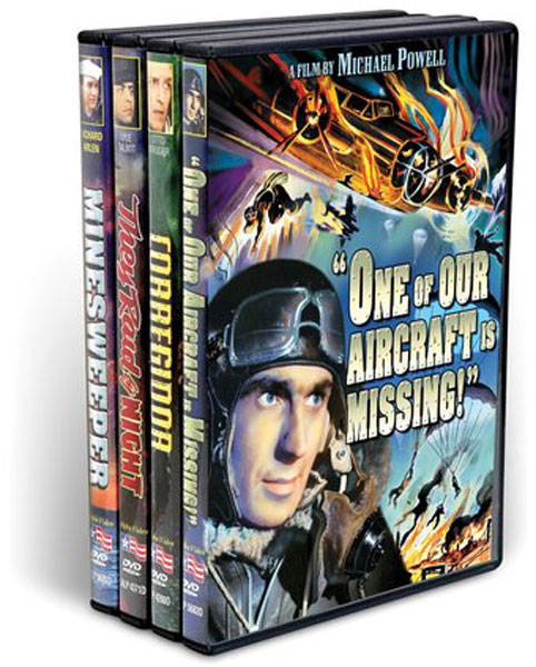 World War II Goes To The Movies Collection (4 DVD)