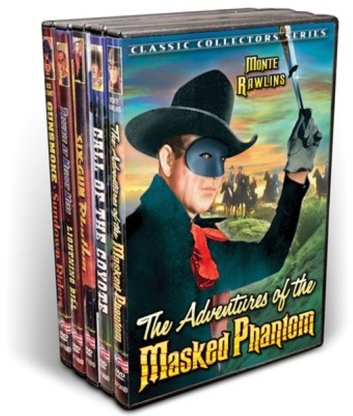 Who Was That Cowboy? (5 DVD)