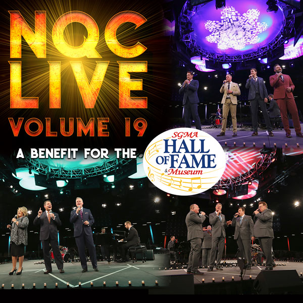 NQC Live, Vol. 19 (DVD + CD)