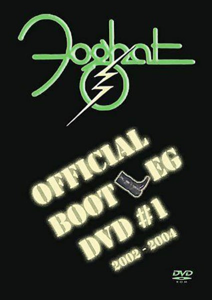 Official Bootleg DVD #1 (2002-2004) (DVD)