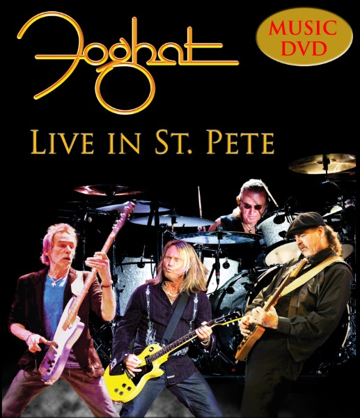 Live In St. Pete (DVD)