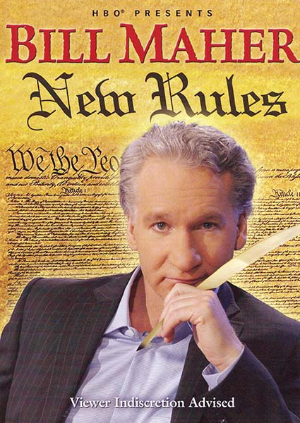 Bill Maher: New Rules