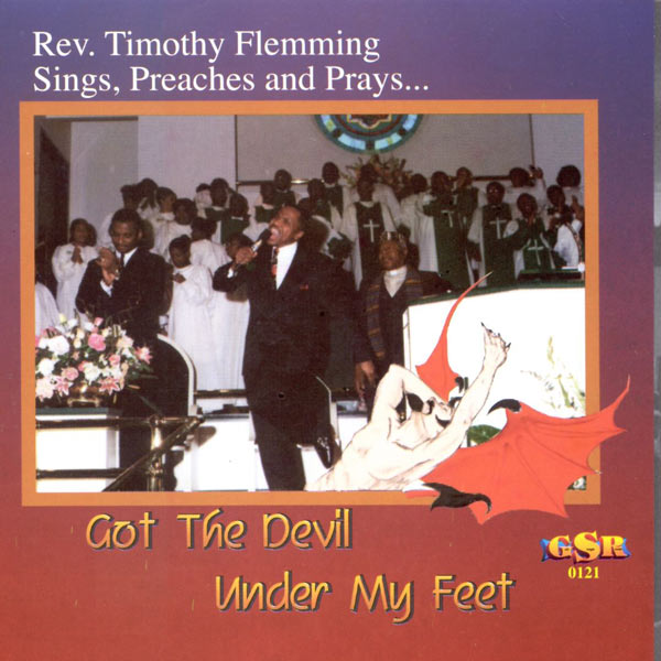 Got The Devil Under My Feet (VHS)