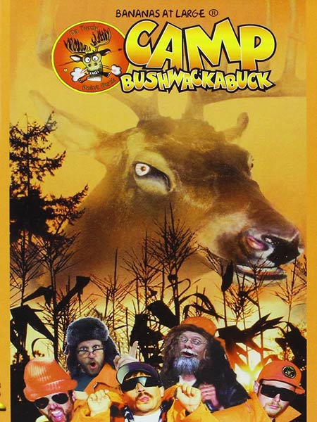 Camp Bushwackabuck (VHS)