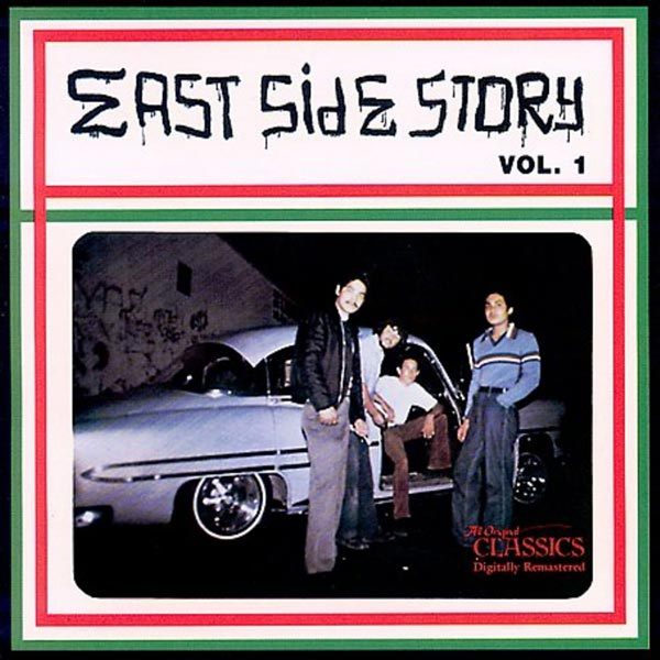 East Side Story, Volume 1 (LP)