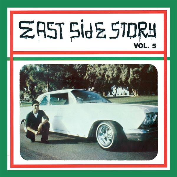 East Side Story, Volume 5 (LP)