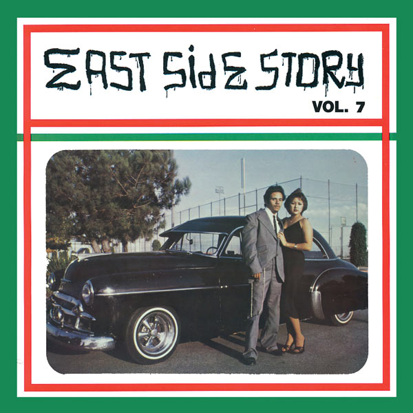 East Side Story, Volume 7 (LP)