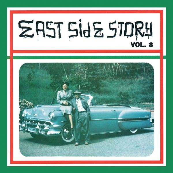 East Side Story, Volume 8 (LP)