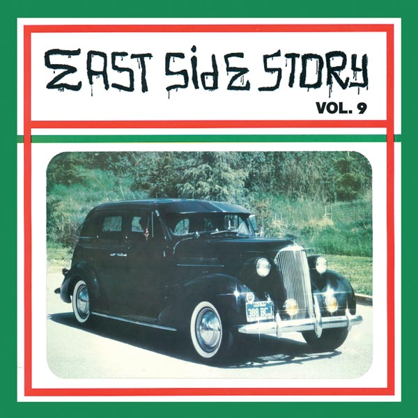 East Side Story, Volume 9 (LP)