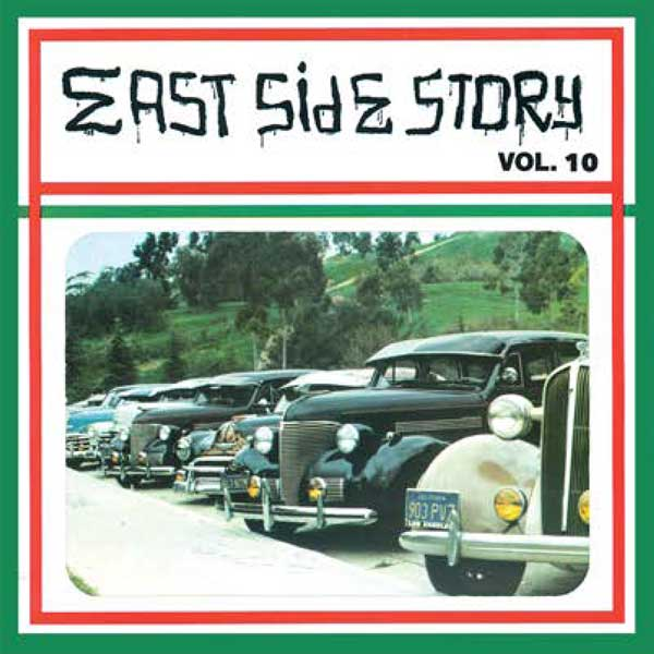 East Side Story, Volume 10 (LP)