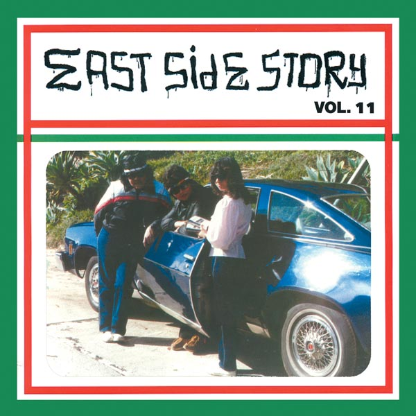 East Side Story, Volume 11 (LP)