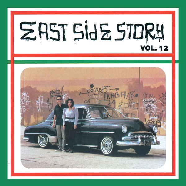 East Side Story, Volume 12 (LP) : Select-O-Hits