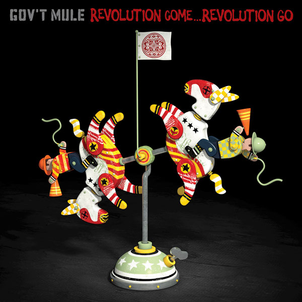Revolution Come, Revolution Go (Double LP)