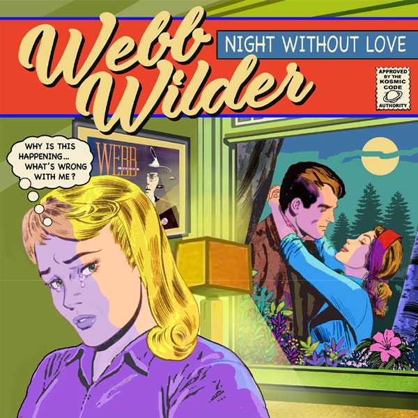 Night Without Love (LP)