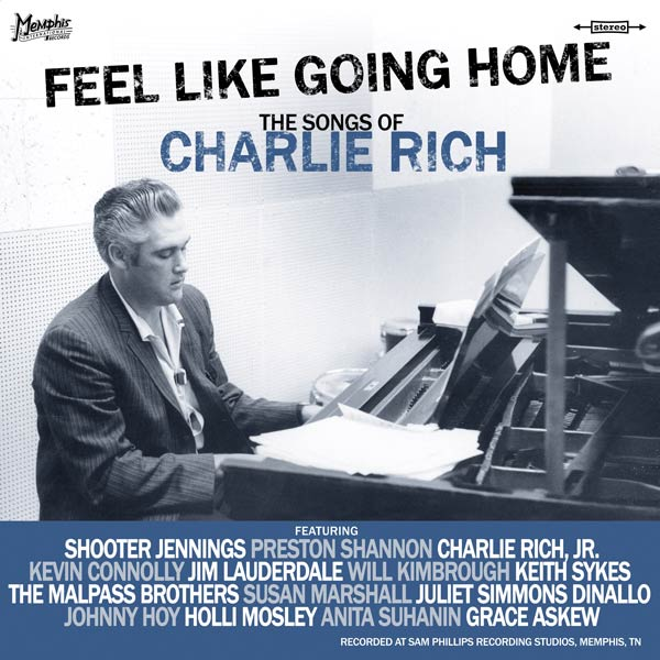 Feel Like Going Home (The Songs Of Charlie Rich) (LP)