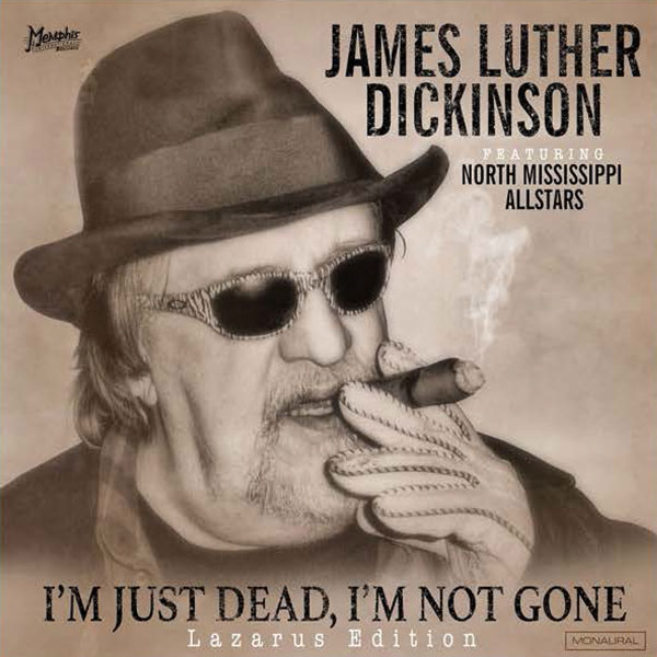 I'm Just Dead, I'm Not Gone: Lazarus Edition (LP)