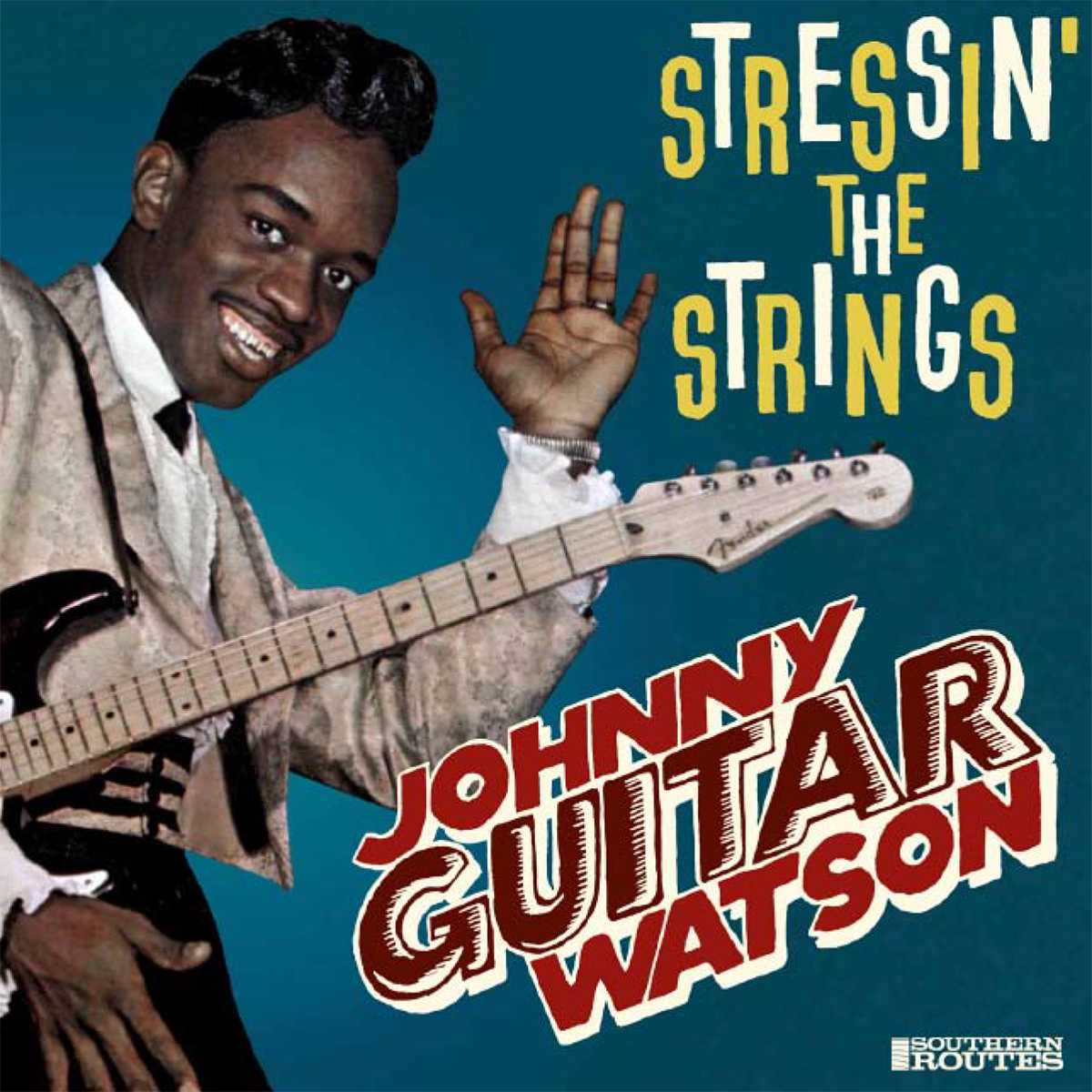Stressin' The Strings (LP)