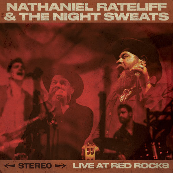 Live At Red Rocks (LP)