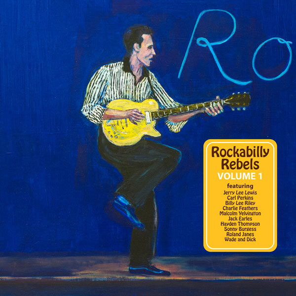 Rockabilly Rebels, Volume 1