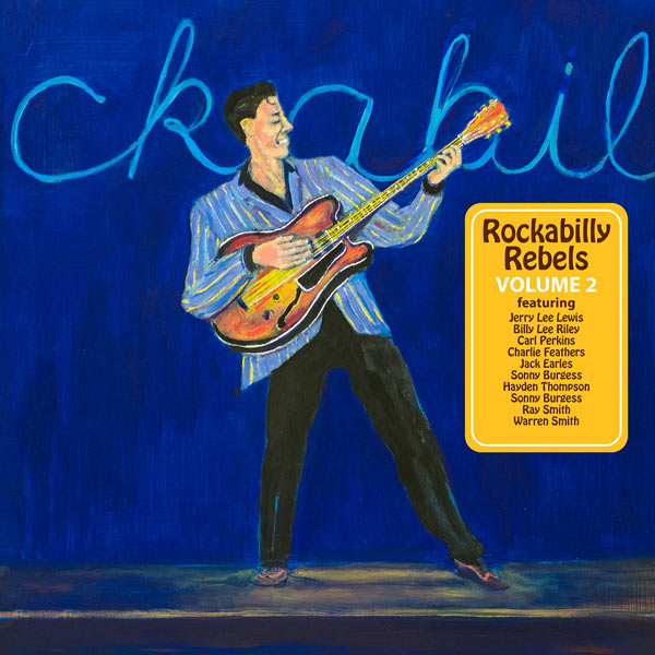 Rockabilly Rebels, Volume 2