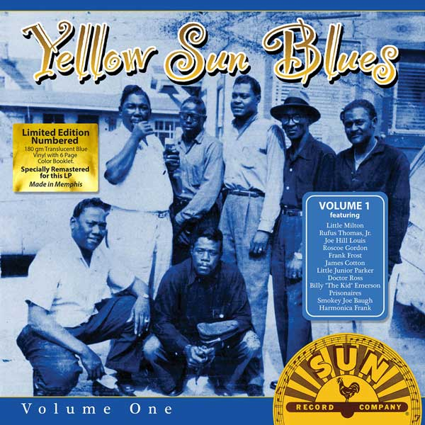 Yellow Sun Blues, Volume 1