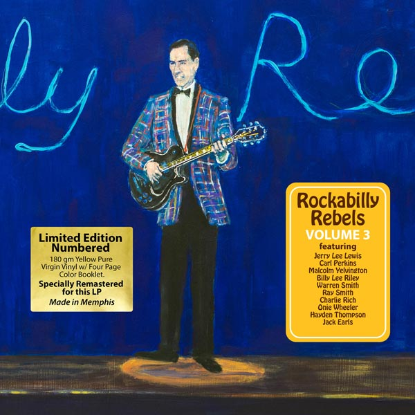 Rockabilly Rebels, Volume 3