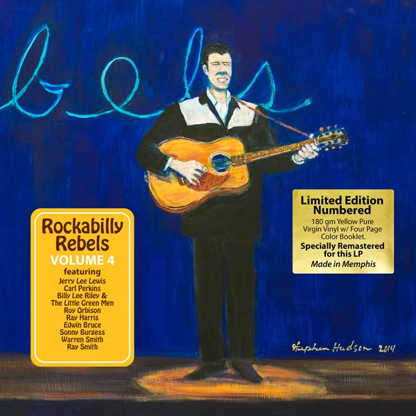 Rockabilly Rebels, Volume 4